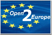 Logo Open2Europe