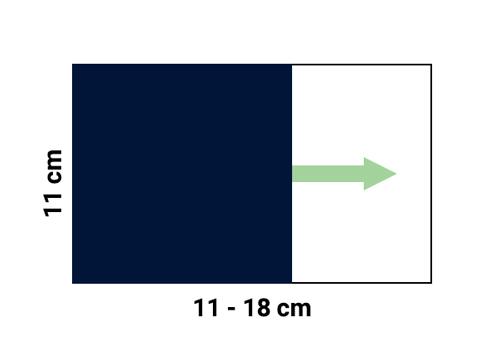 11 cm
