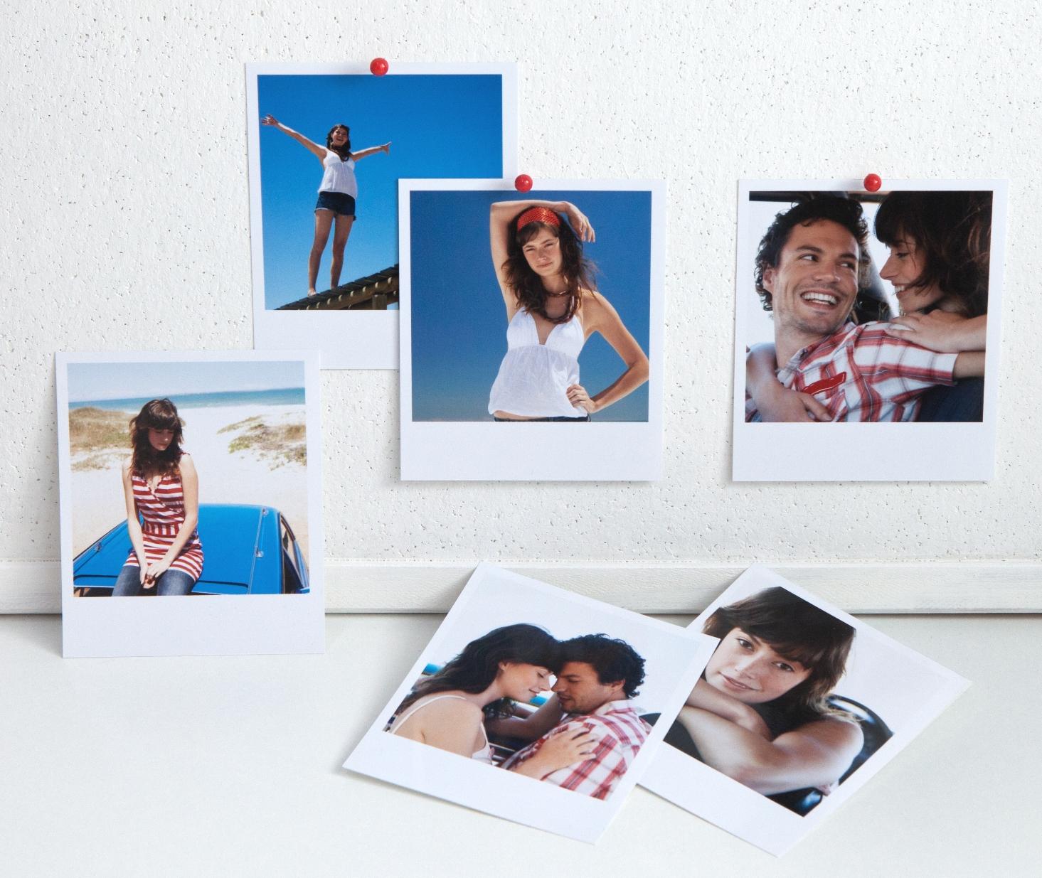 Neue Fotoabzüge in neuen Formaten und Designs
