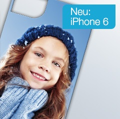 Neues Foto-Case für das iPhone 6