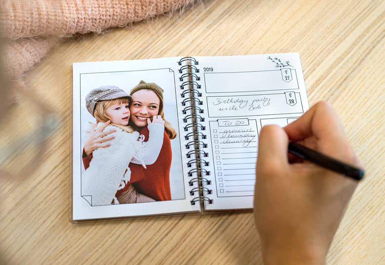 Order your own Diary