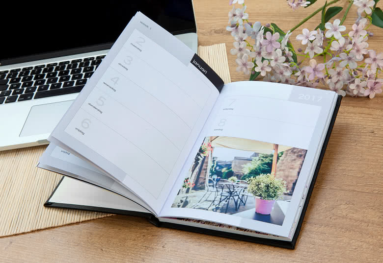 Make your Photo Diary Deluxe