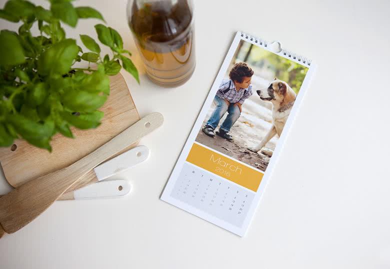 Order your own Kitchen Calendar