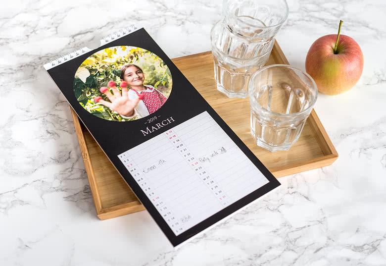 Foto-Küchenkalender 2019 selber erstellen - Jetzt bei Smartphoto +++