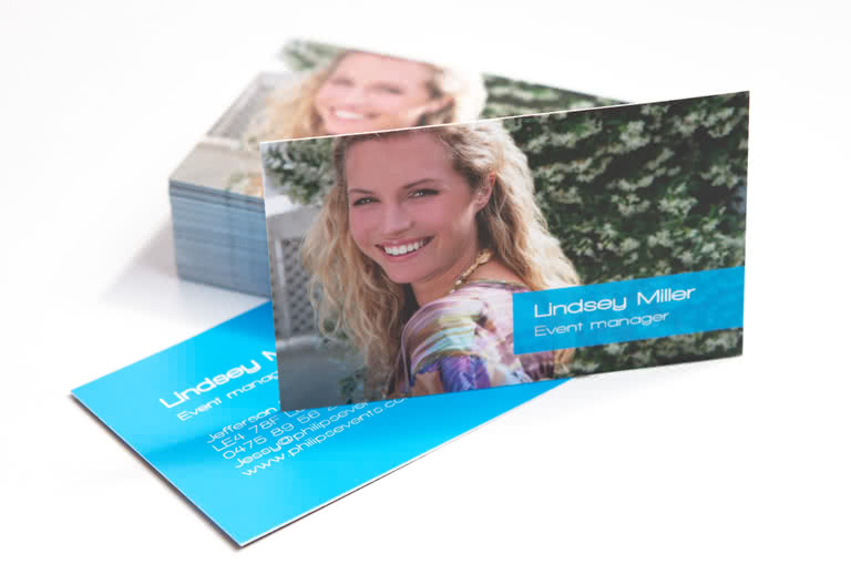 Create your personalised business cards online smartphoto uk make business cards reheart Images