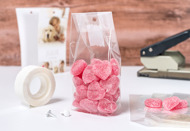 Créez des ballotins à bonbons