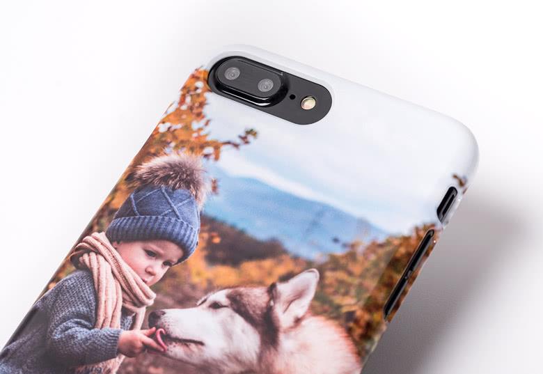 Bestel je eigen iPhone Case