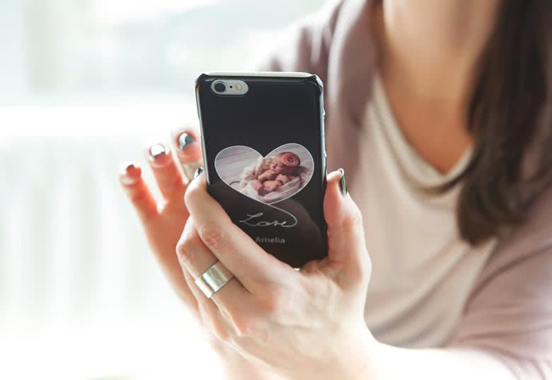 Créez une Coque iPhone à votre image