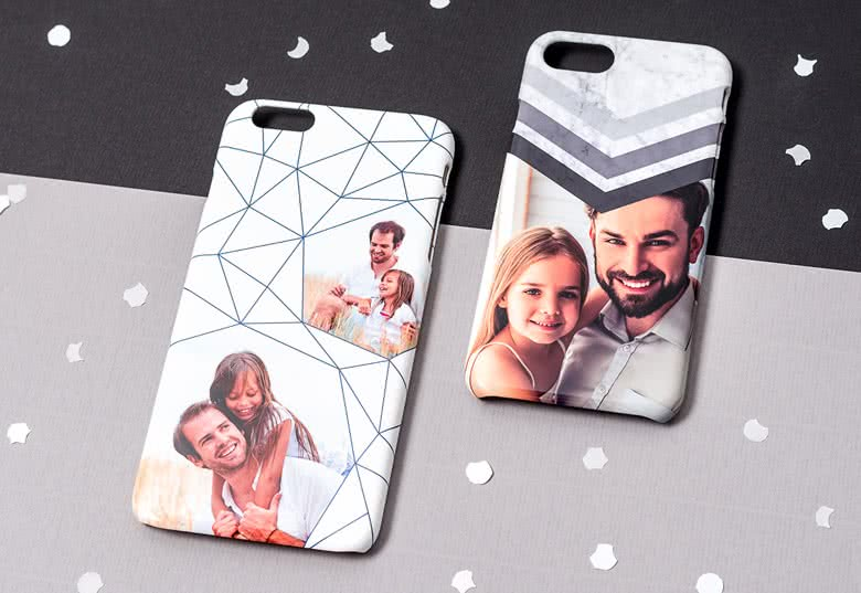 iphone case with photo personalised phone cover smartphoto uk