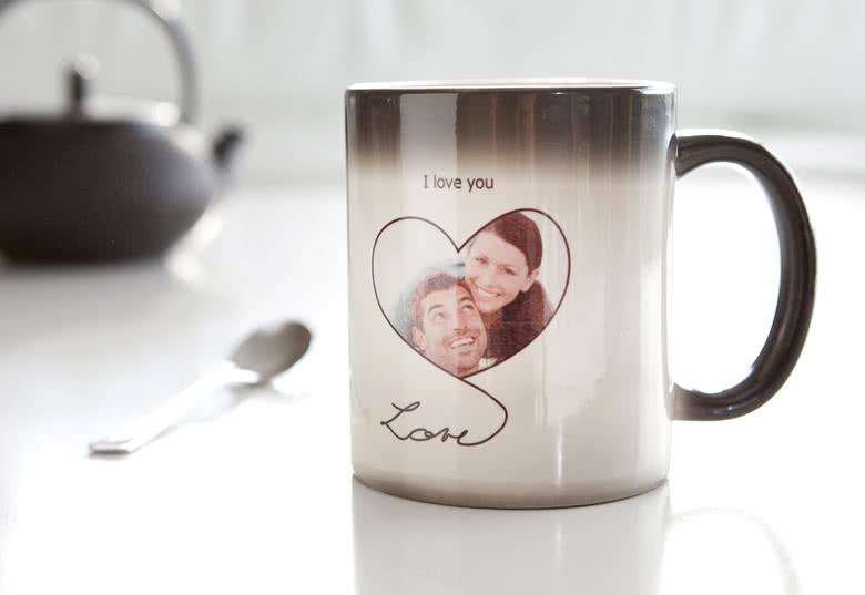 id e cadeau mug magique mug photo tasse personnalis e. Black Bedroom Furniture Sets. Home Design Ideas