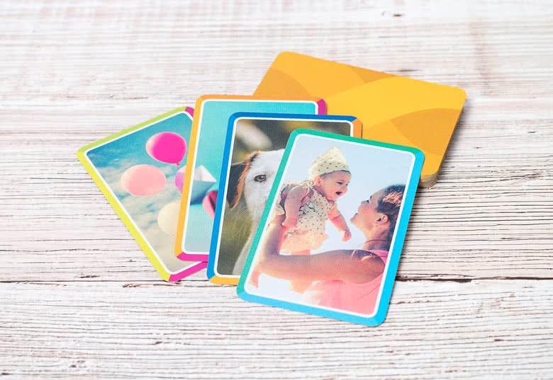 Luo muistipelikortit