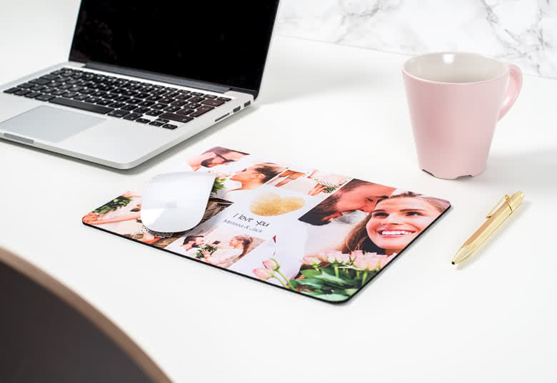 Personalise your Mouse Pad