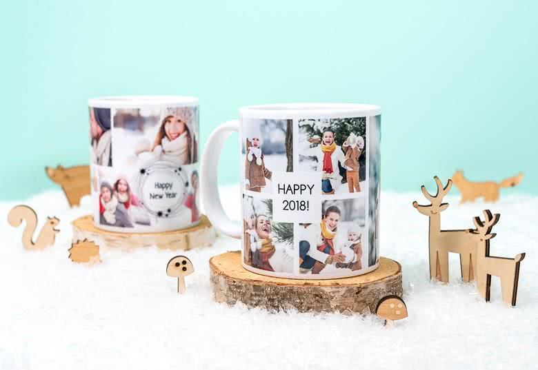 mug personnalis avec photo et texte tasse photo. Black Bedroom Furniture Sets. Home Design Ideas