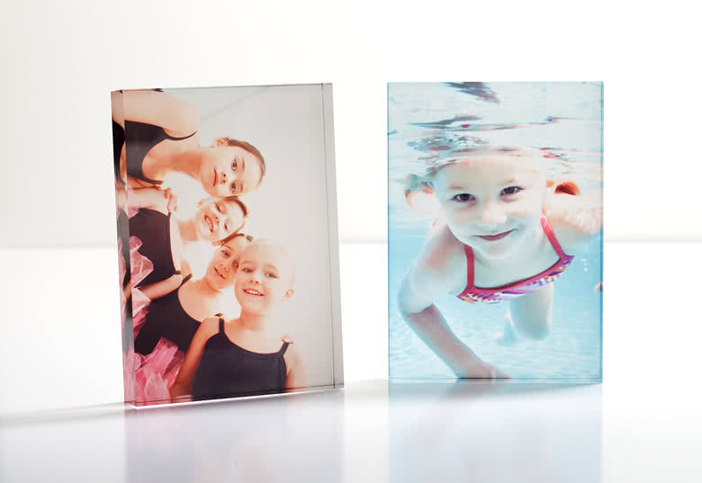 Order your own Photo Block