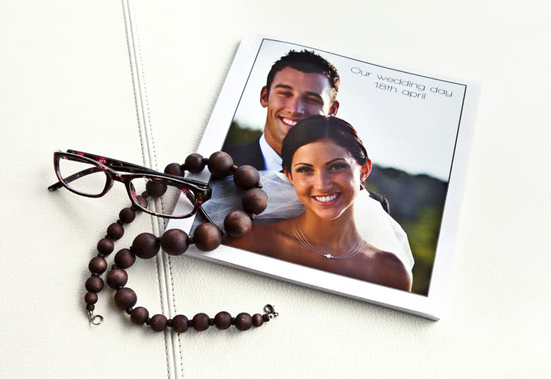 Photo Book Large Square Soft Cover
