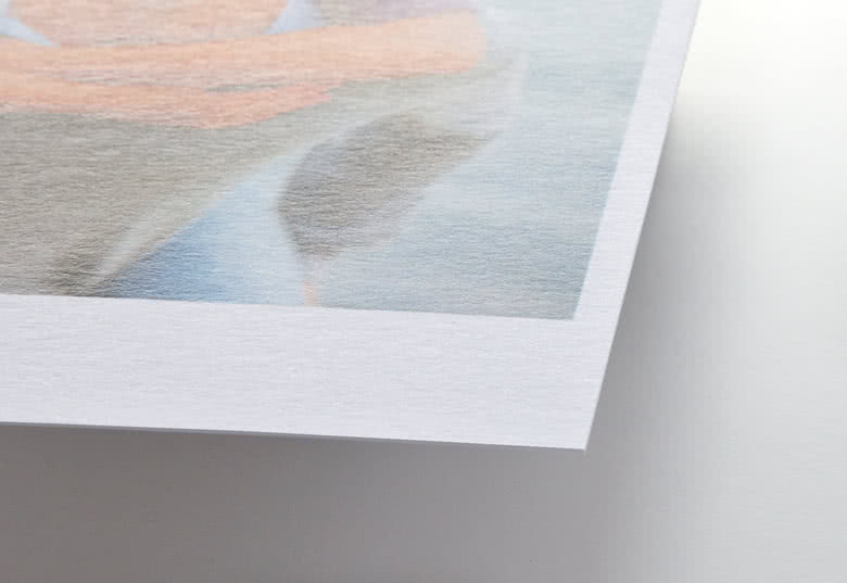 Luxury Prints on high quality textured 300g paper