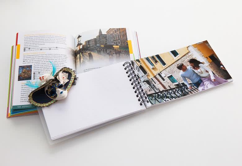 Bestel een Fotoboek Compact