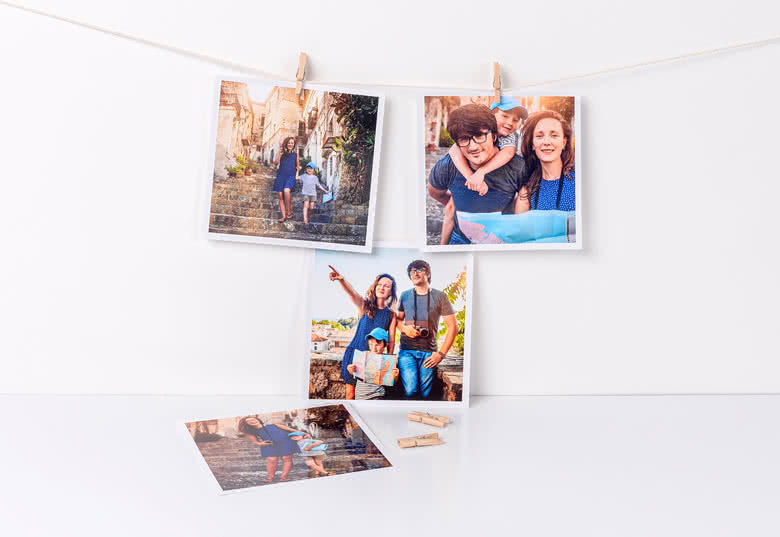 Order Square Photo Prints