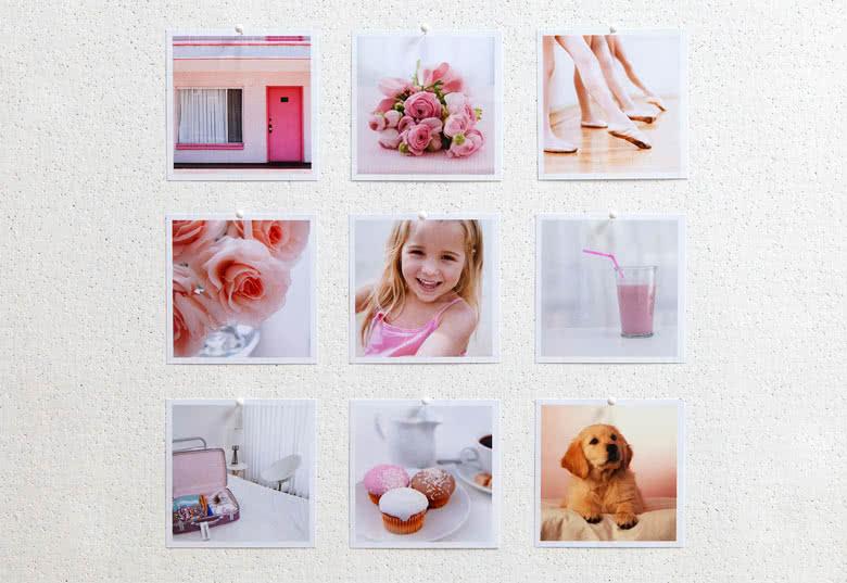 Fotoabzüge Quadratisch bestellen