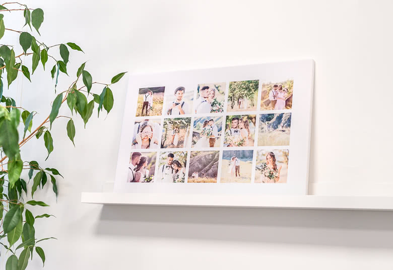 Create your Photo Canvas