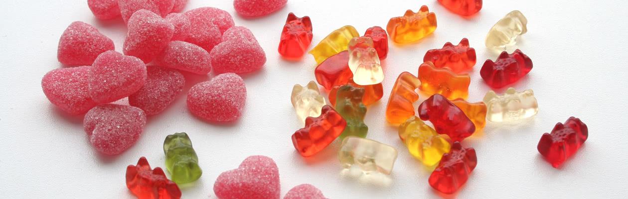 Remplissez vos sachets avec des bonbons gourmands