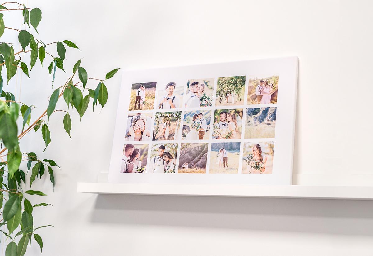 Foto på lærred - Bestil print af billede på lærred til din væg!