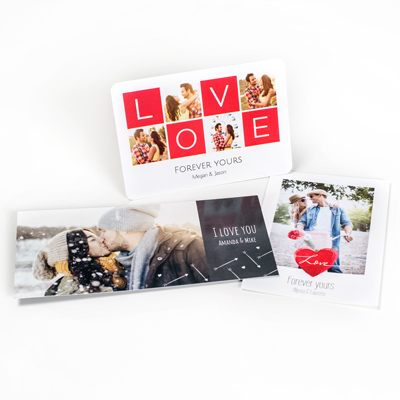 Single Sided Photo Cards Smartphoto Uk