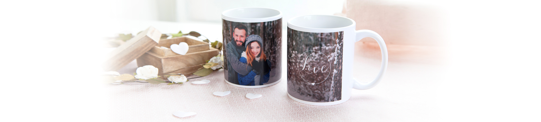 Personalised Photo Mugs - An appreciated and unique gift!