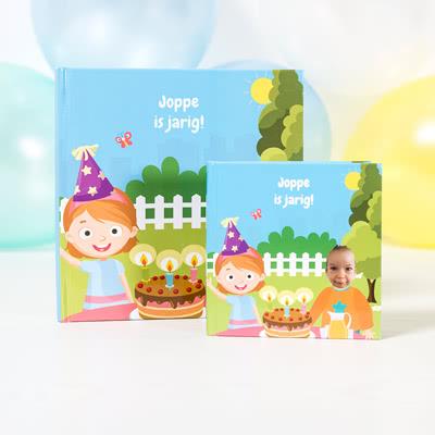 Groot Voorleesboek voor Jongens - Verjaardag