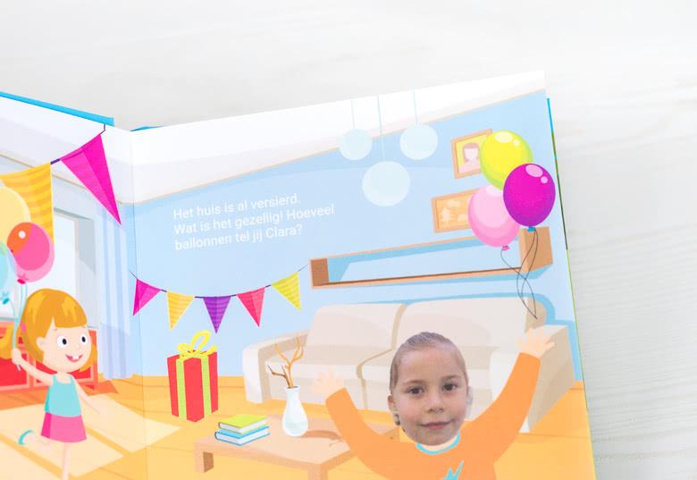 Voorleesboekjes voor Meisjes - Verjaardag
