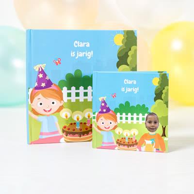Groot Voorleesboek voor Meisjes - Verjaardag