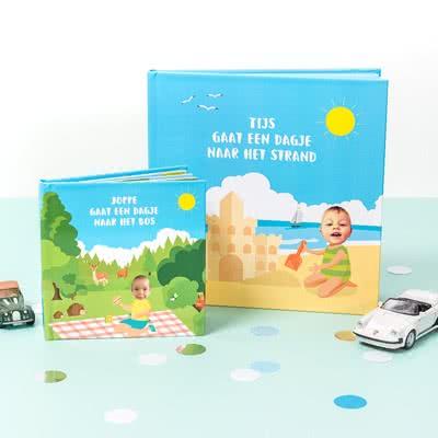 Groot Voorleesboek voor Jongens - Op Reis naar het Bos