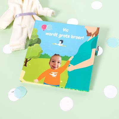 Groot Voorleesboek voor Jongens - Zwangerschap