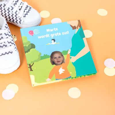 Klein Voorleesboek voor Meisjes - Zwangerschap