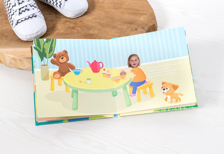 Maak een Voorleesboekjes Zwangerschap - Zusje