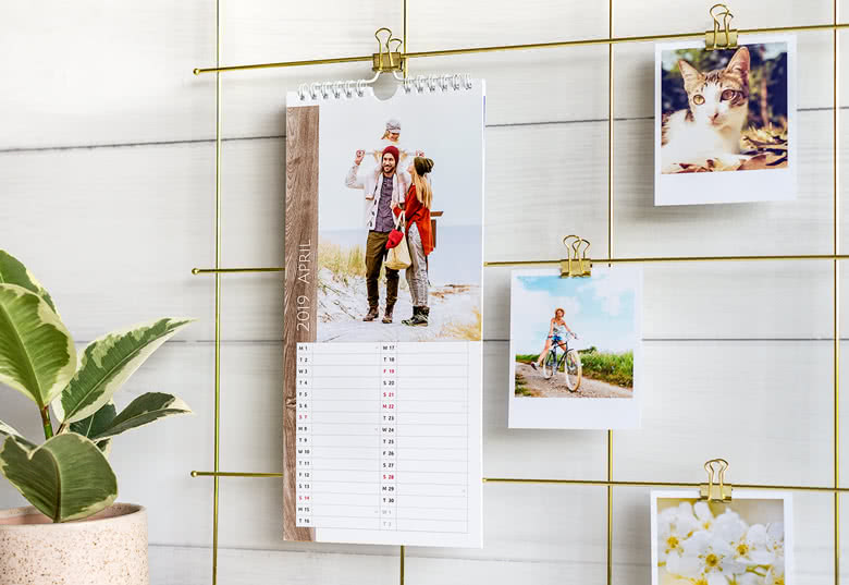 Gestalten Sie Ihren eigenen Küchen-Kalender
