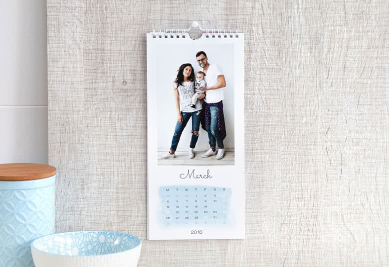 Create your own Kitchen Calendar