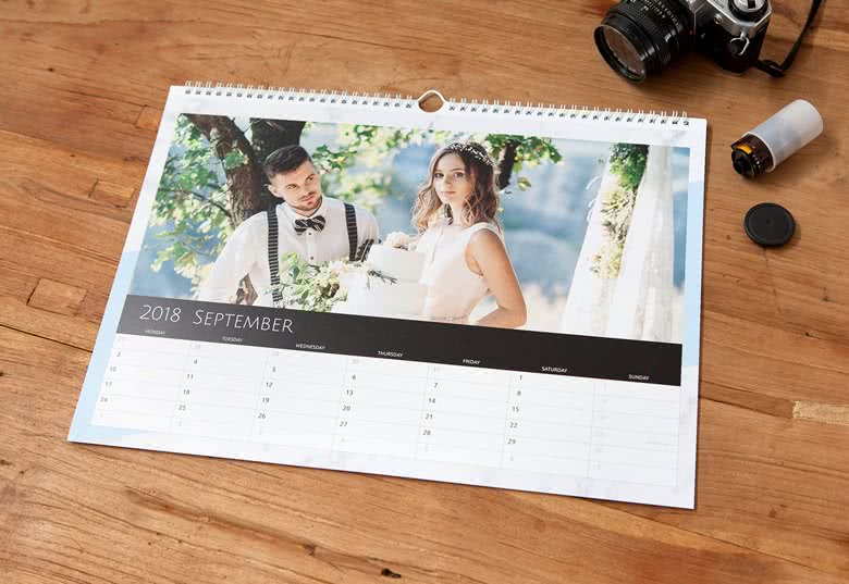 Order your own Wall Calendar