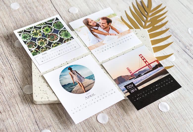 Lav en Fotokalender træ