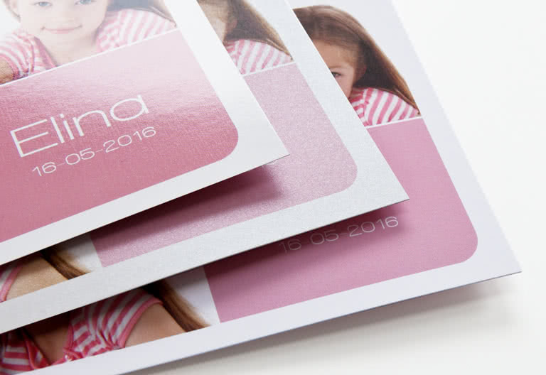 Make a personalised Folded Card