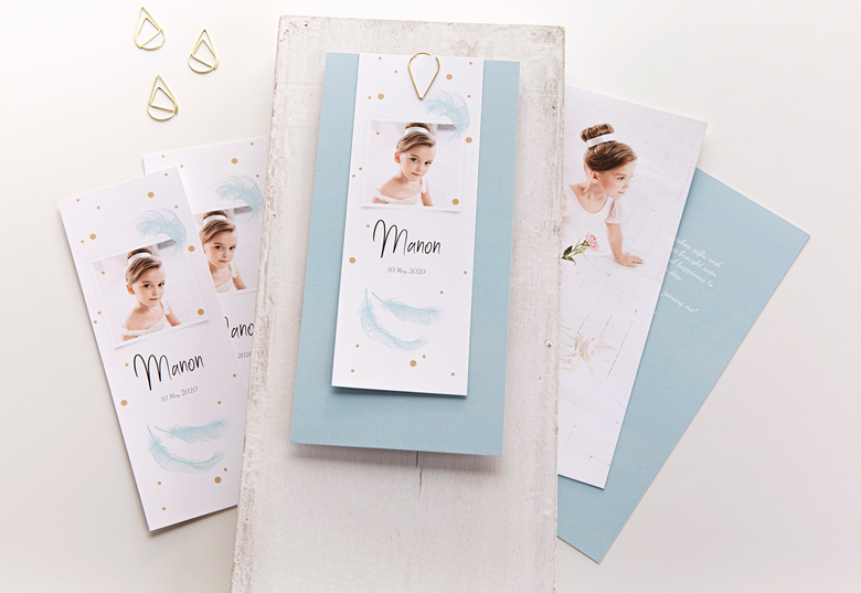 Make Two-piece cards