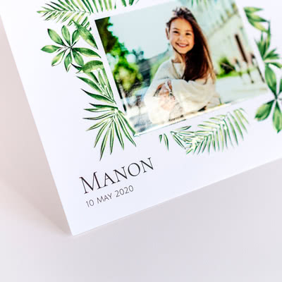 Photo Cards with spot UV