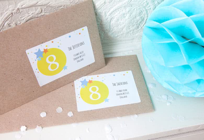 Make Address Labels