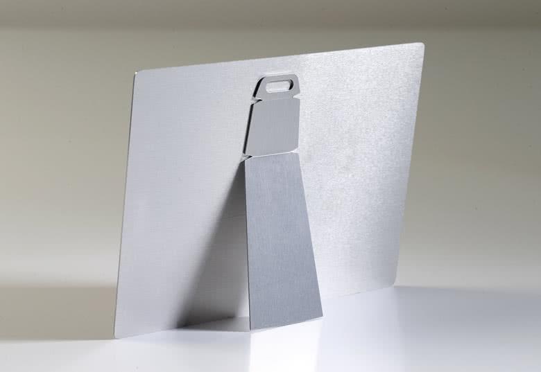 Lag en aluminiumsflis