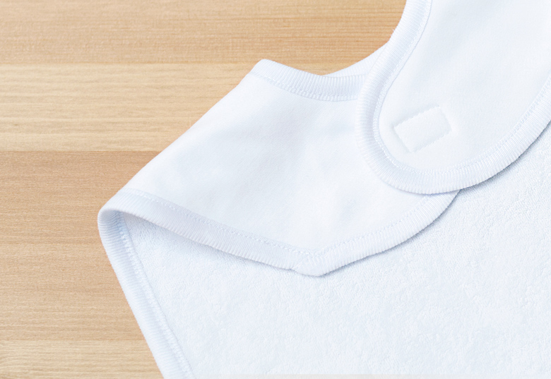 Create a personalised Bib for your baby