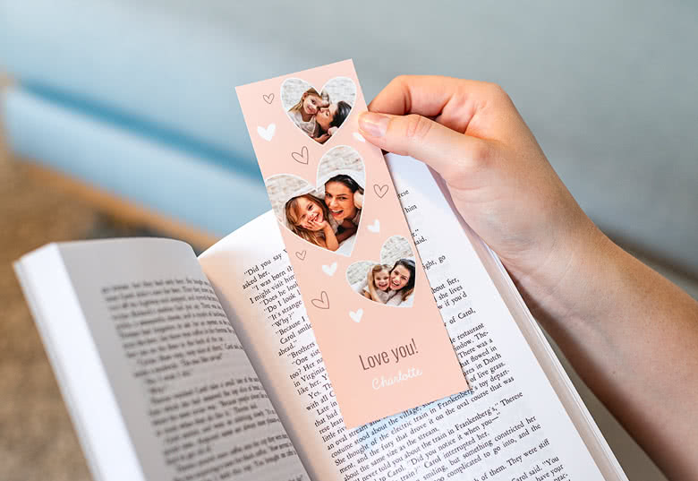 Make a Bookmark Paper