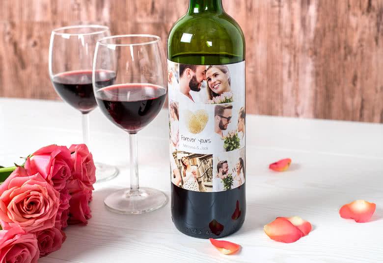 Etiquettes vin personnalisées