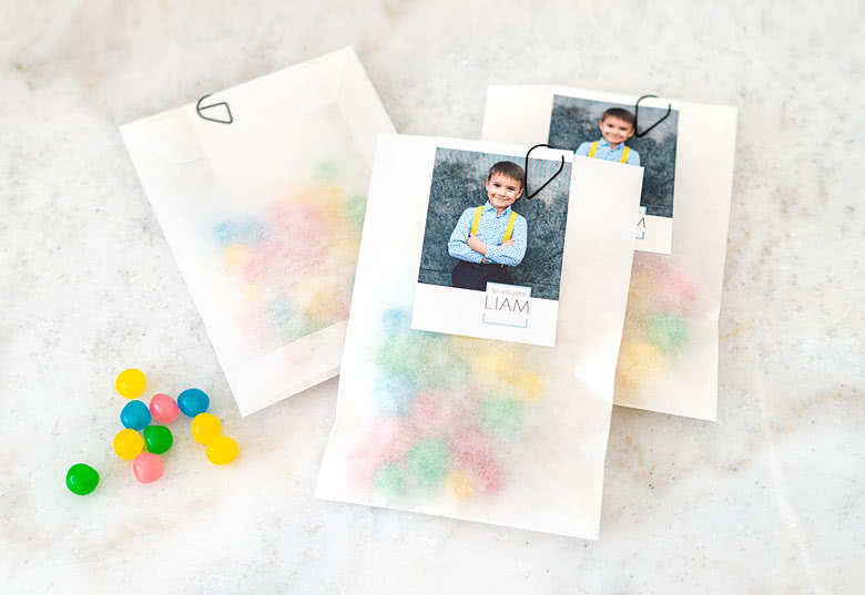 Make a Candy Bag DIY