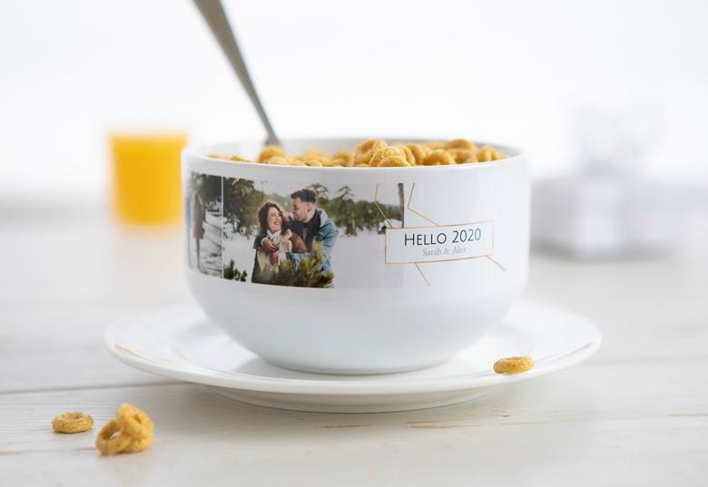 Make a Cereal Bowl