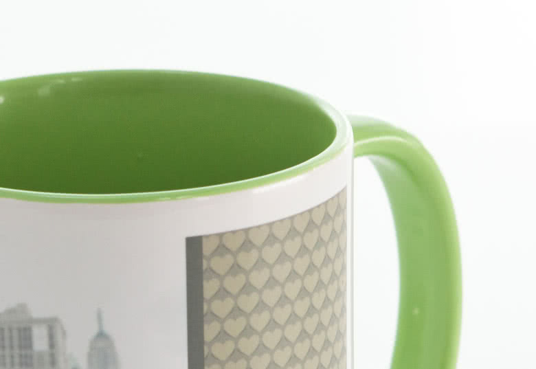 Visualization of the Coloured Mug